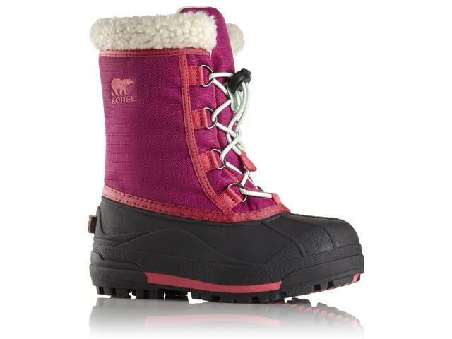 Sorel Cumberland Boots Kinder deep blush